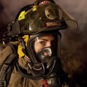 Sewanee Student Firefighter
